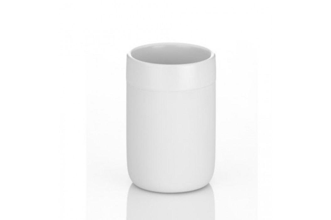 Pohár PER keramika bílá KELA KL-20424