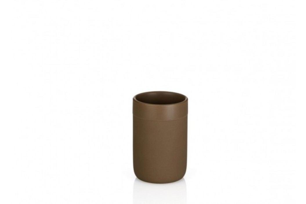 Pohár PER keramika hnědá KELA KL-20427