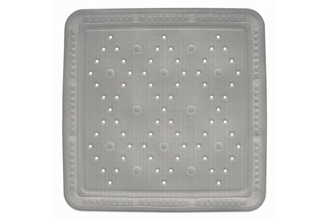 Sprchová podložka KRETA PVC šedá 55x55cm KELA KL-22368