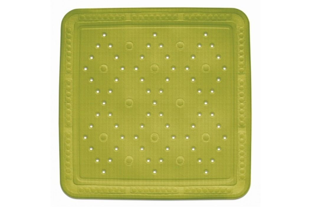 Sprchová podložka KRETA PVC zelená 55x55cm KELA KL-22372