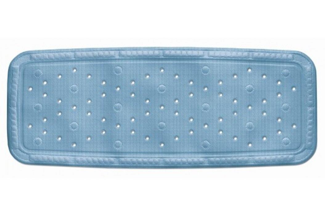 Vanová podložka KRETA PVC modrá 92x36cm KELA KL-22379
