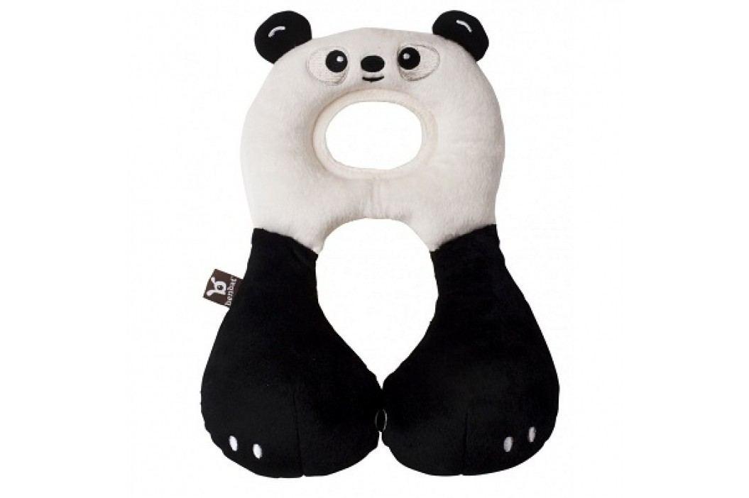 BenBat - Nákrčník s opěrkou hlavy panda 1-4 roky
