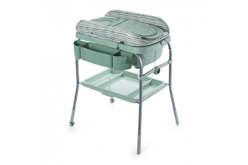 Přebalovací stolek s vaničkou Cuddle & Bubble - Eucalyptus