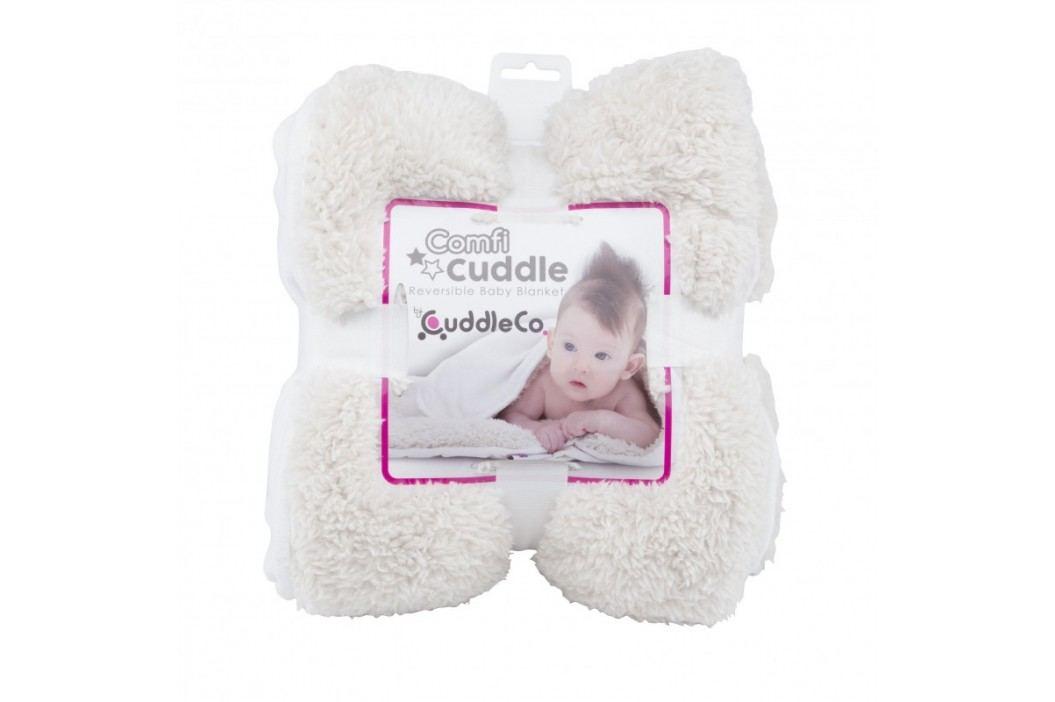 CUDDLEME - CUDDLECO Super měkká oboustranná dětská deka, Pearl obrázek inspirace