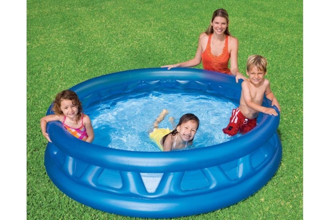INTEX - nafukovací dětský bazének s plastickým vzorem 58431