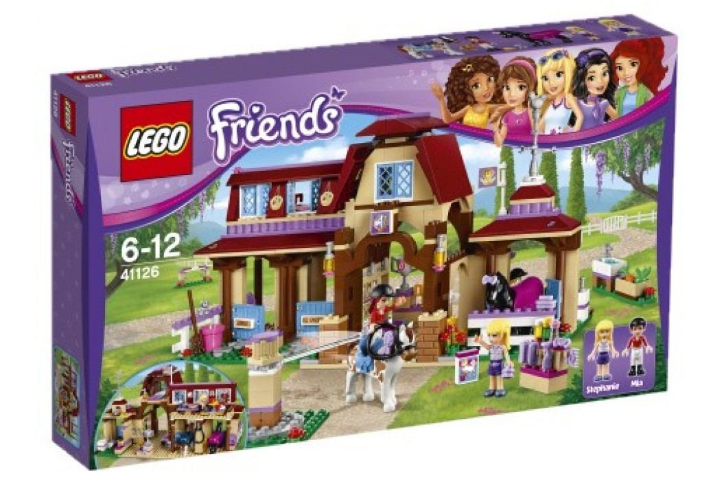 LEGO - Friends 41126 Jezdecký klub v Heartlake