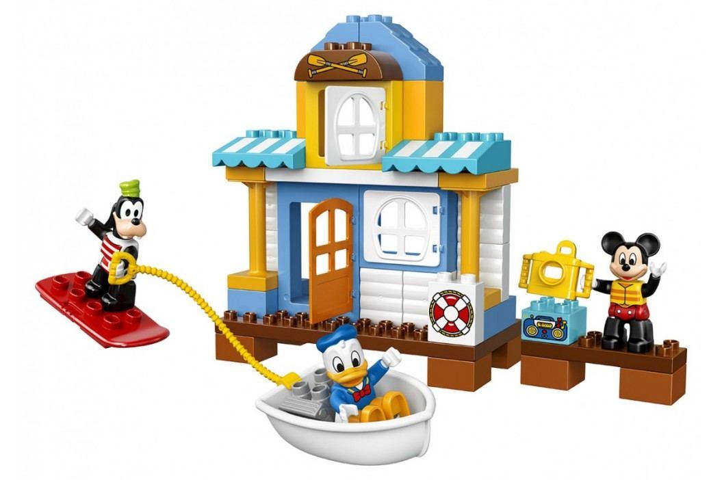 LEGO - Mickey a jeho kamarádi v domě na pláži