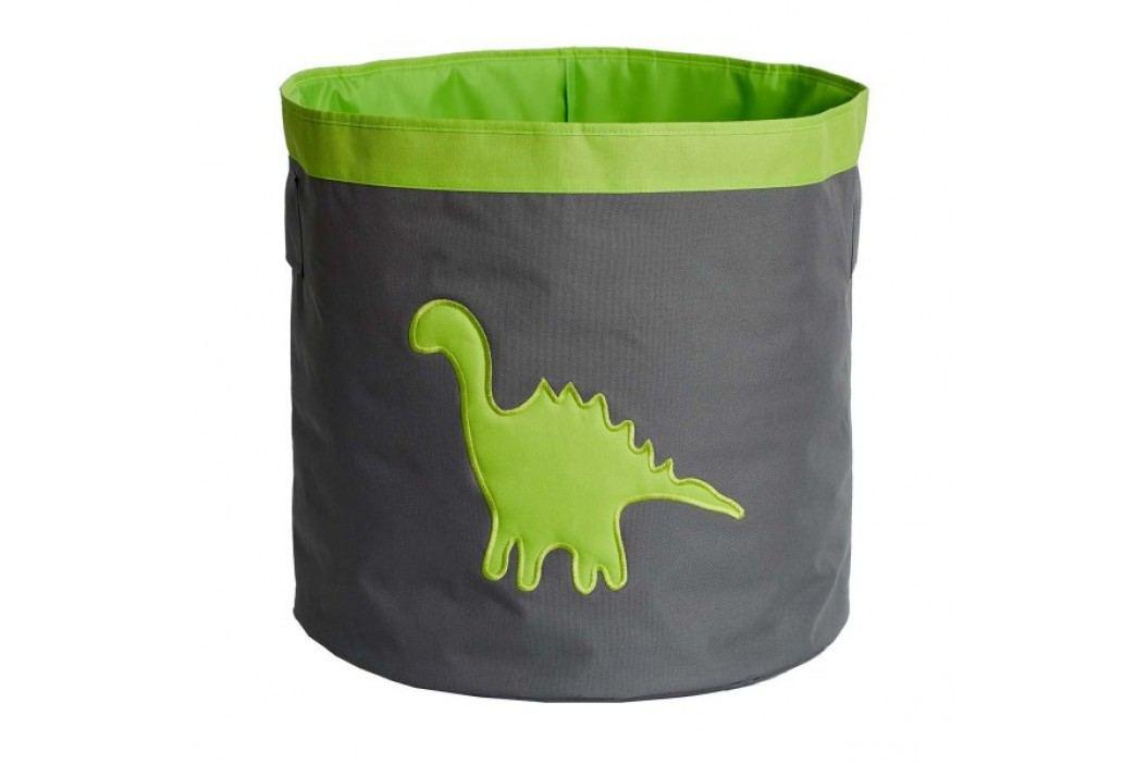LOVE IT STORE IT - Velký úložný box kulatý - Dinosaurus