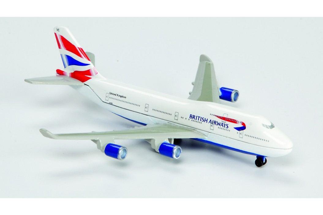 MAJORETTE - Letadlo 13cm