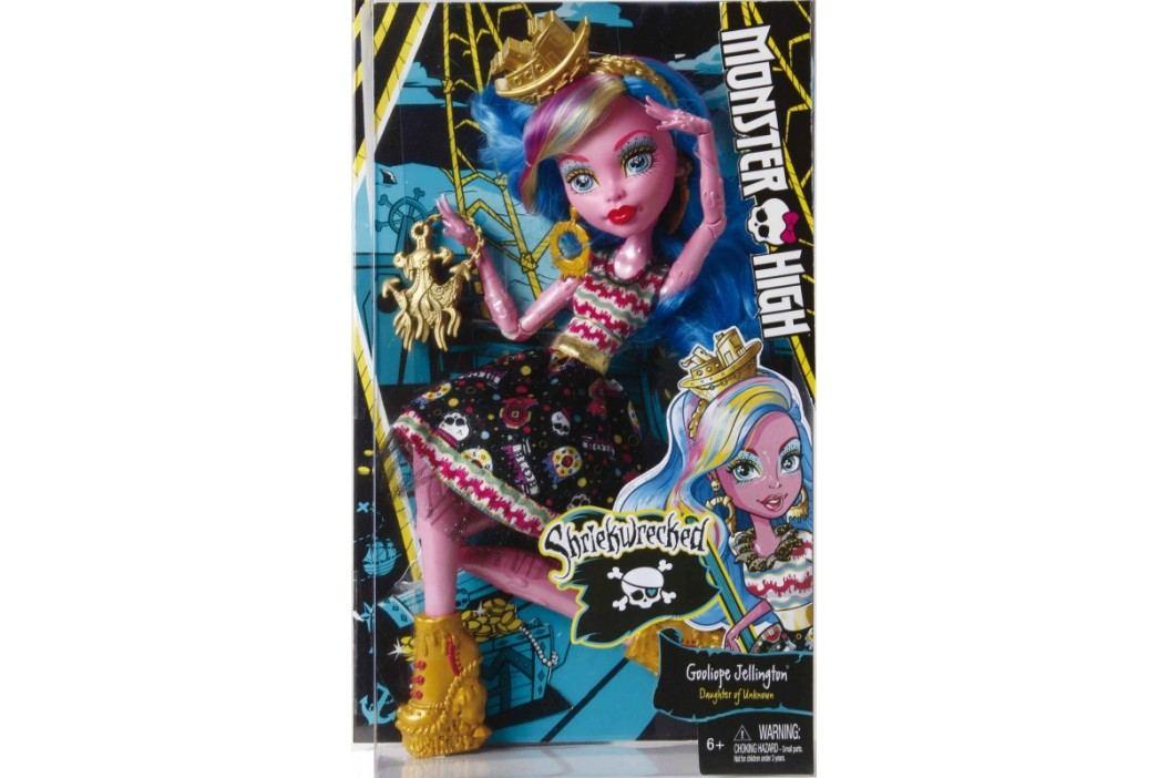 MATTEL - Monster High VELKÁ GOOLIOPE