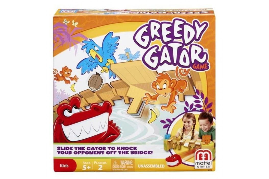 Mattel - X8733 Hladový aligátor
