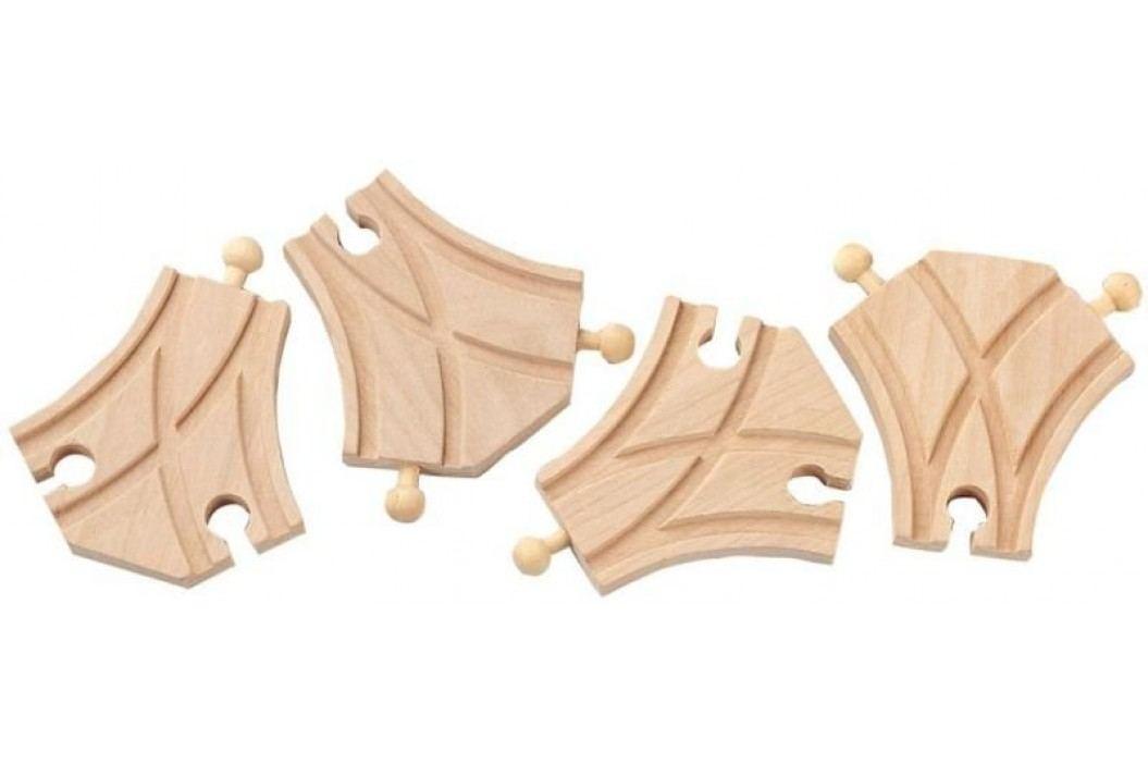 MAXIM - Symetrická výhybka, 4 ks