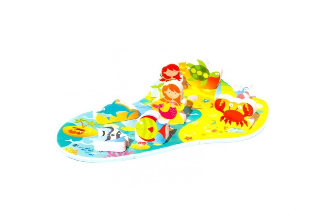 MEADOW KIDS - Puzzle do vany Mořská panna