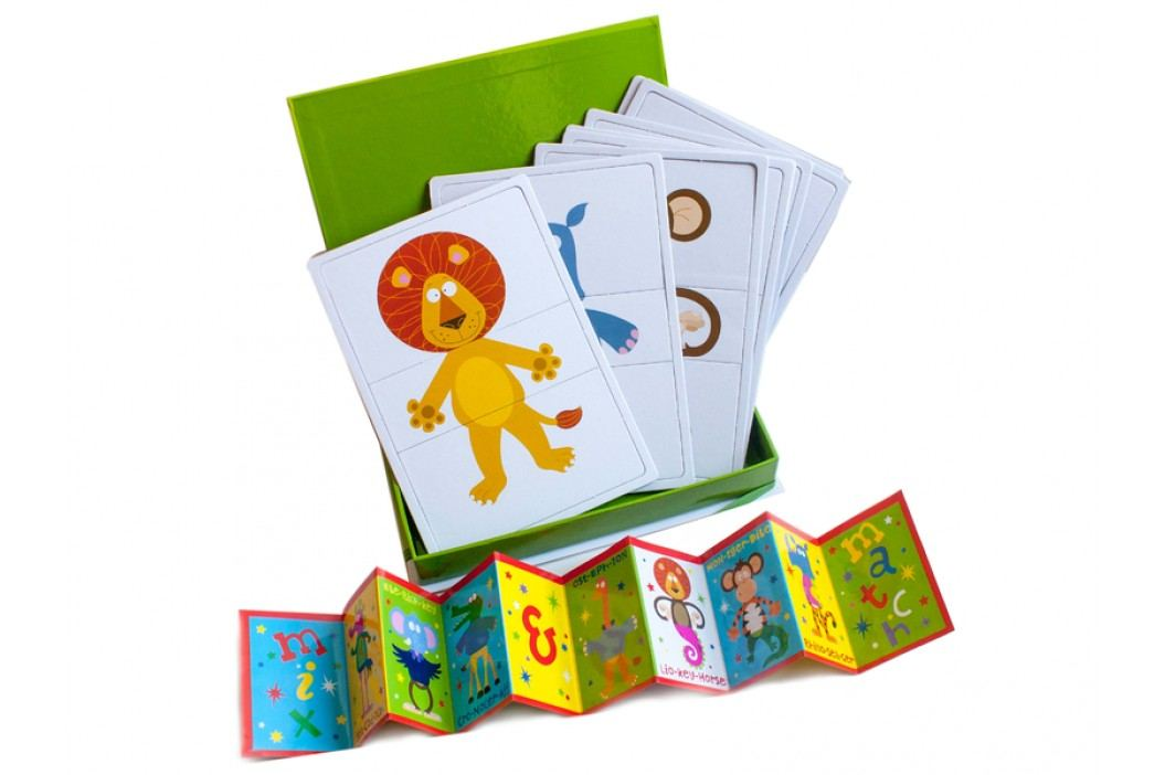 MEADOW KIDS - Zábavná skládačka Zvířátka