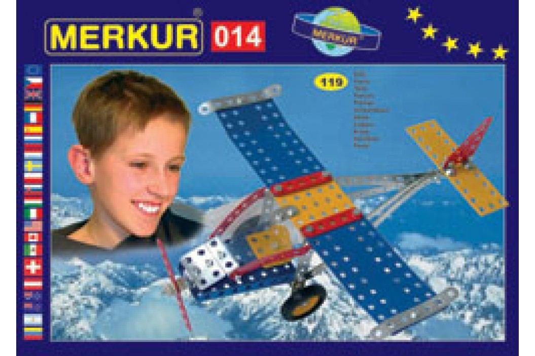 MERKUR - Stavebnice Letadlo M014