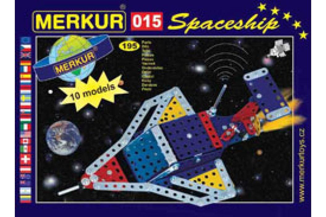 MERKUR - Stavebnice Raketoplán M015