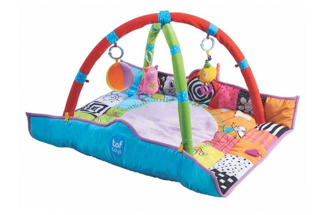 TAF TOYS - Hrací deka s hrazdou pro novorozence