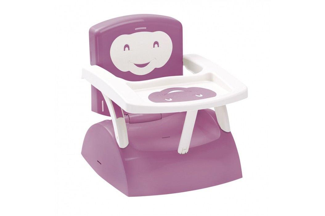 Skládací židle - růžová