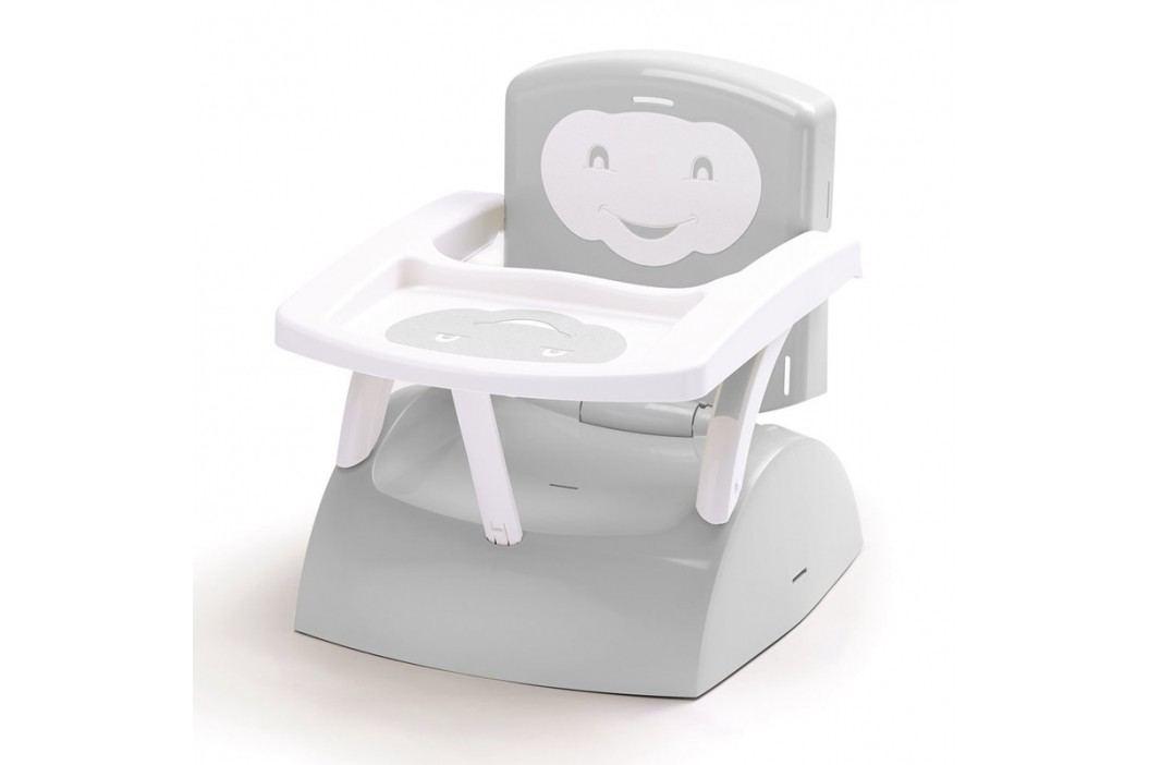 Skládací židlička - šedá