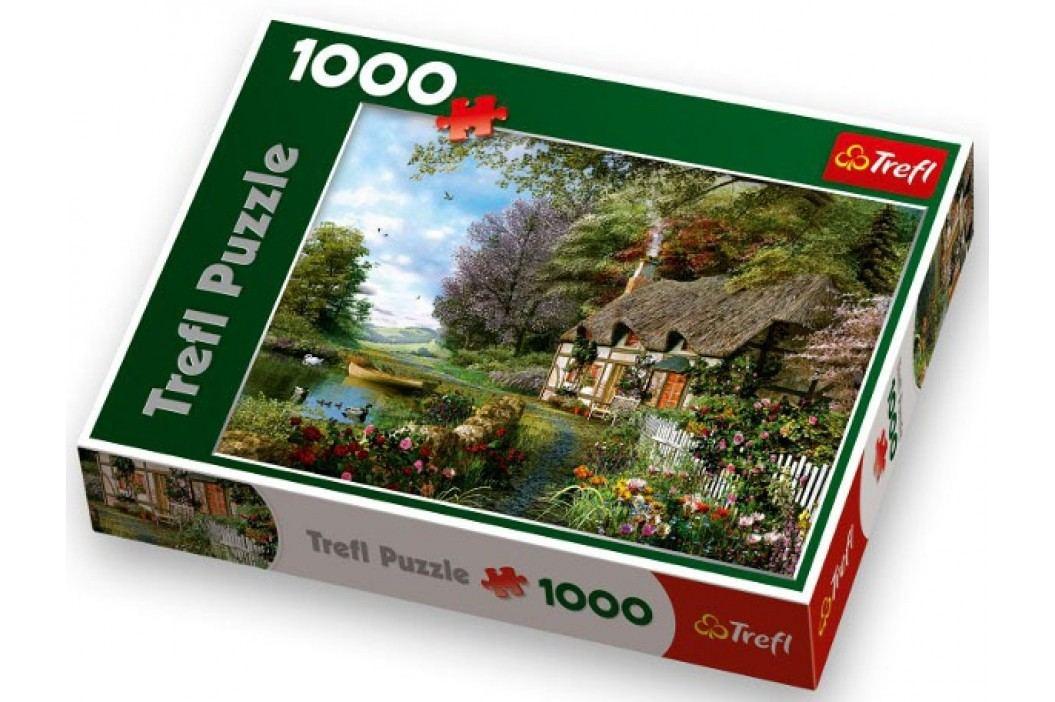 TREFL - Puzzle Krásná Země.