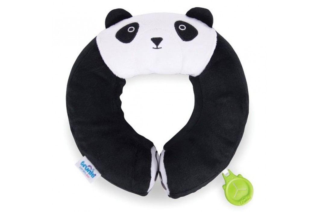 TRUNKI - Cestovní polštářek na krk - Yondi - Panda