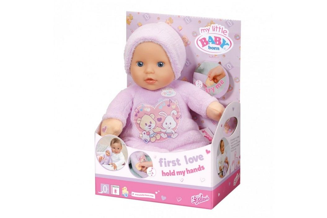 ZAPF - Baby Born First Love s písničkou