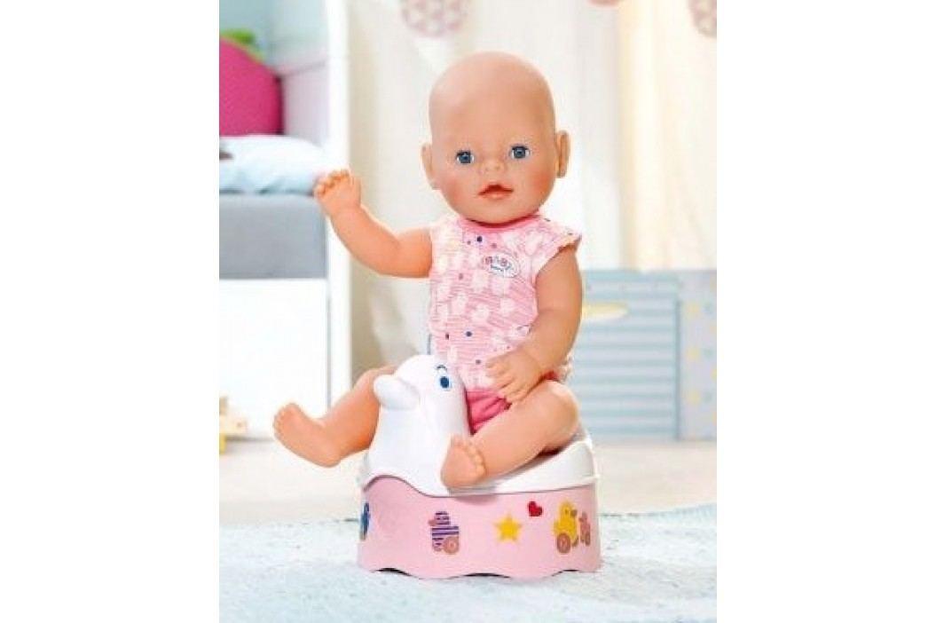 ZAPF CREATION - BABY Born interaktivní nočník 822531