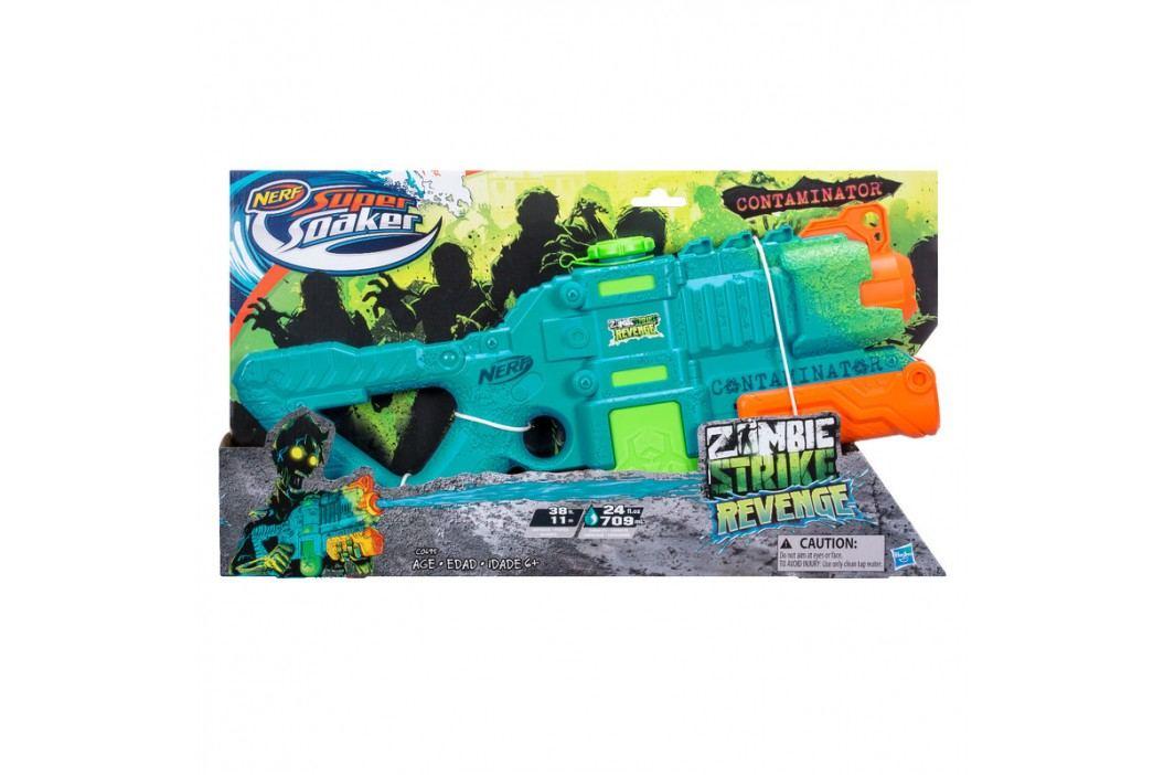 HASBRO - Nerf Vodní pistole Zombie Strike Contaminator