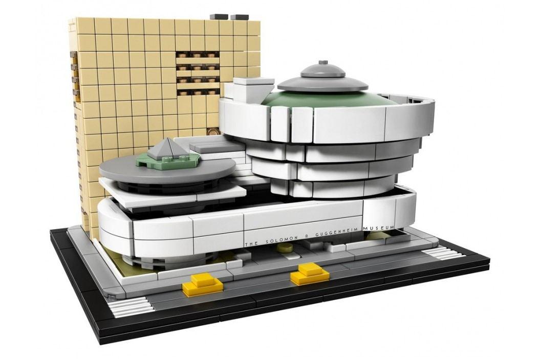 LEGO - Guggenheimovo muzeum