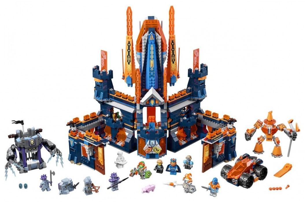 LEGO - Hrad Knighton