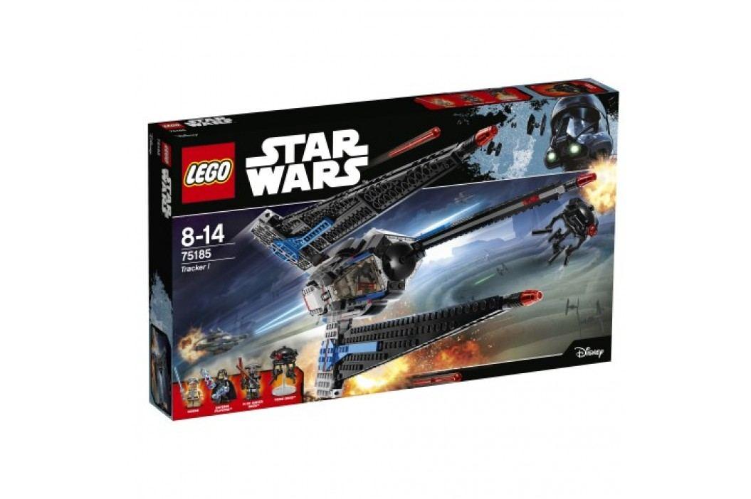 LEGO - Star Wars 75185 Vesmírná loď Tracker I obrázek inspirace