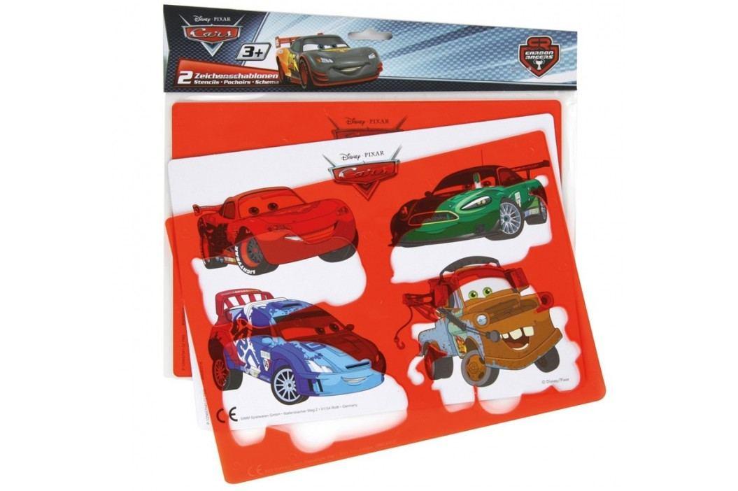 LENA - Kreslicí šablony -Disney Cars 3 - 65794