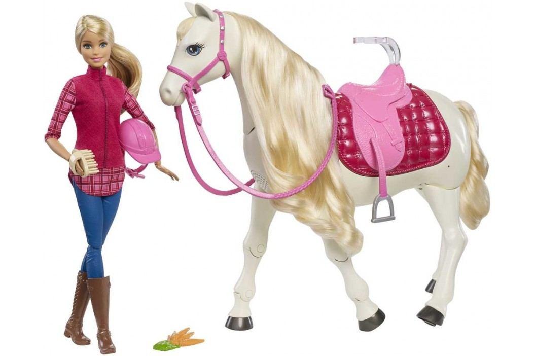 MATTEL - Barbie Dream Horse Kůň Snů
