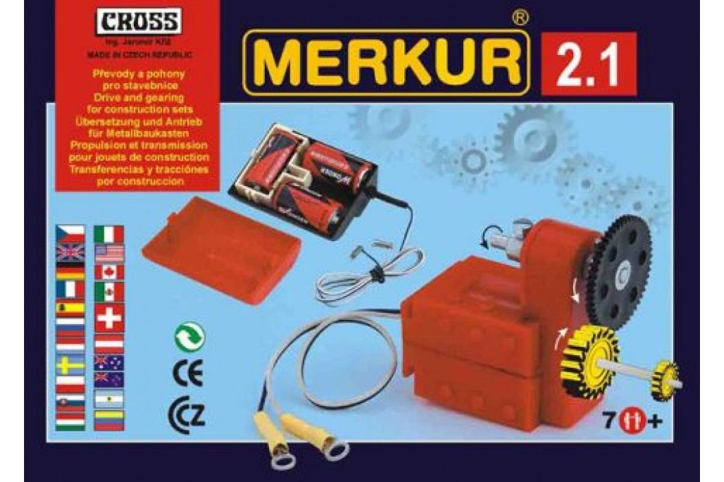 MERKUR - M 2.1 Elektromotorek