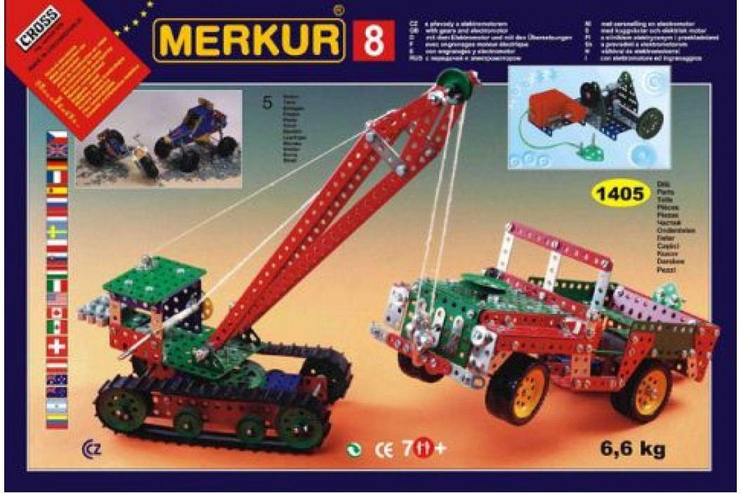 MERKUR - MERKUR 8 stavebnice