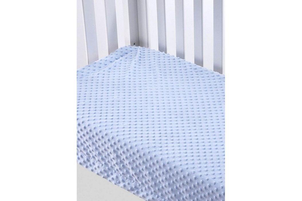 MORA - Topitos deka, 044, 80x110, modrá obrázek inspirace
