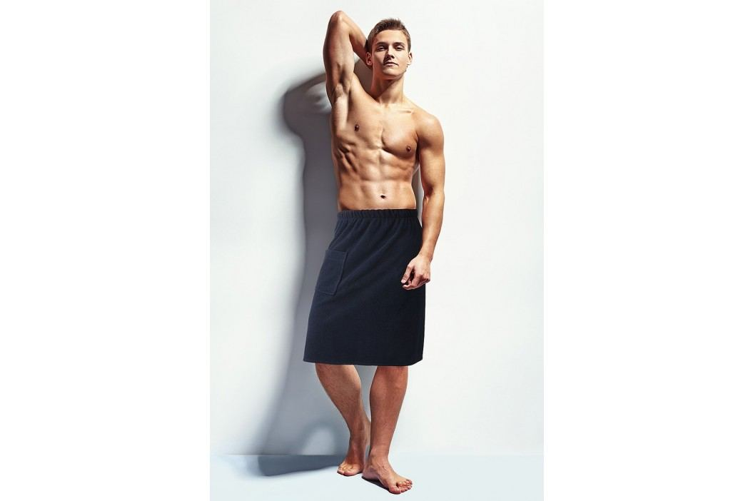 Pánský sauna ručník XL/XXL Bílá