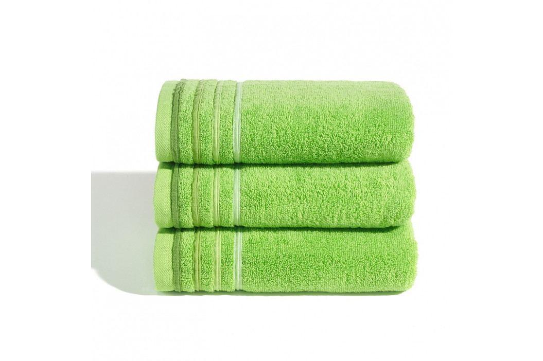 Ručník Jasmina zelený 30x50 cm Ručník malý obrázek inspirace
