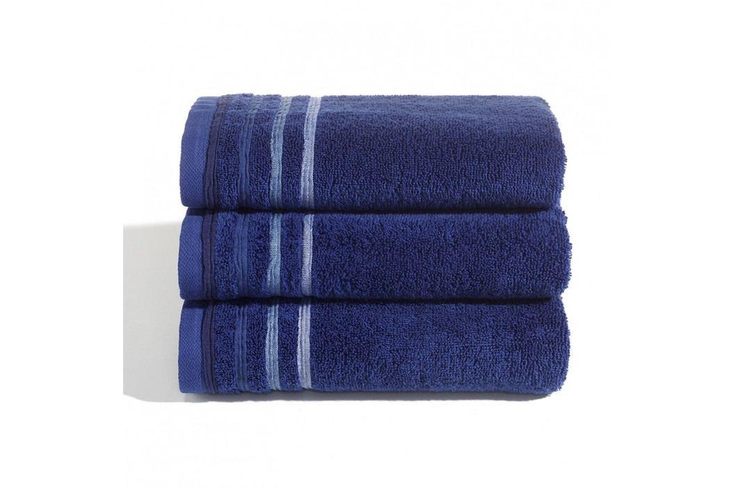 Ručník Jasmina modrý 30x50 cm Ručník malý