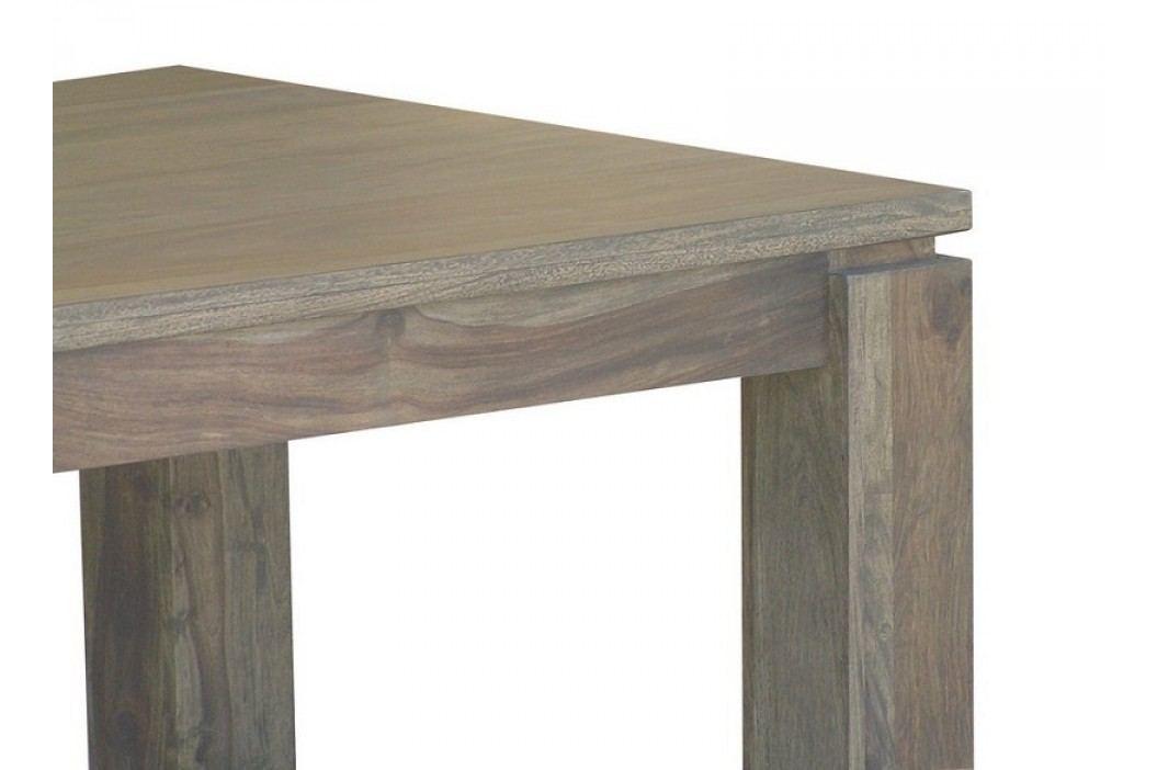 Sheesham jídelní stůl 160x100 , masivní palisandrové dřevo BIG MONTANA #154 obrázek inspirace