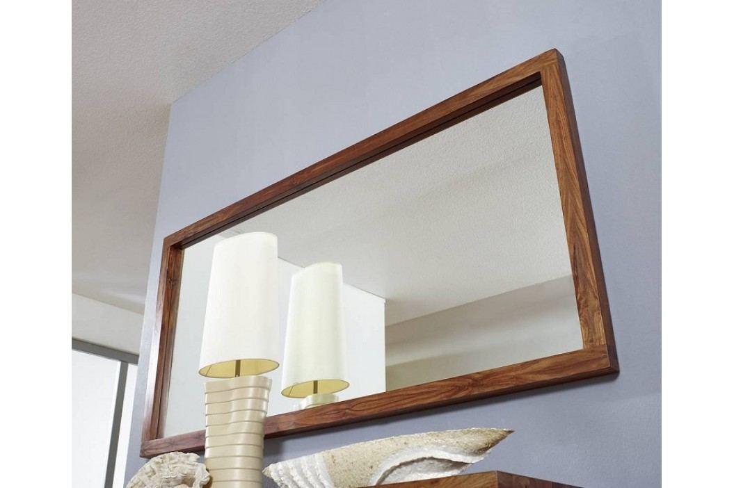 masivní indický palisandr, zrcadlo BARON #130