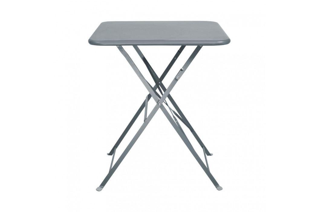 DAISY JANE Skládací stůl - šedá