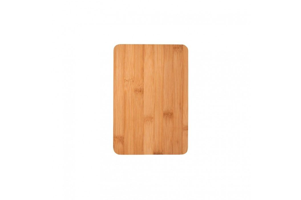 BAMBOO Bambusové prkénko 25 cm - bílá obrázek inspirace