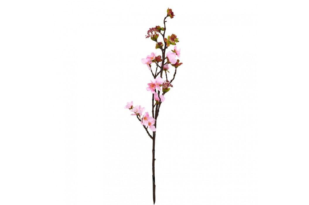 FLORISTA Větvička třešně - růžová
