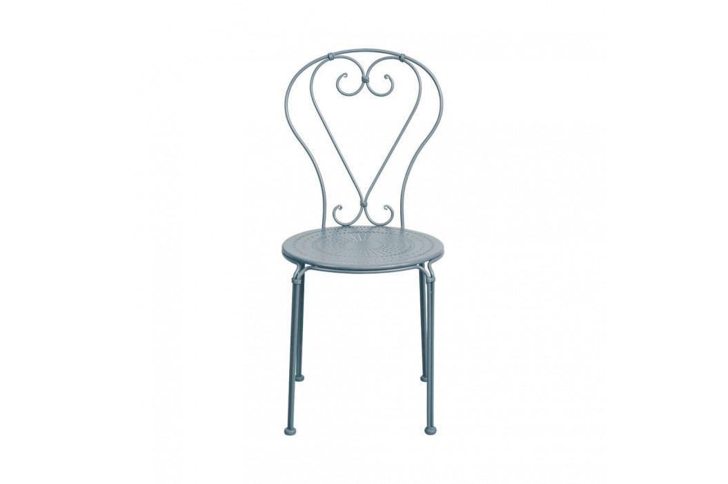 CENTURY Židle - šedá