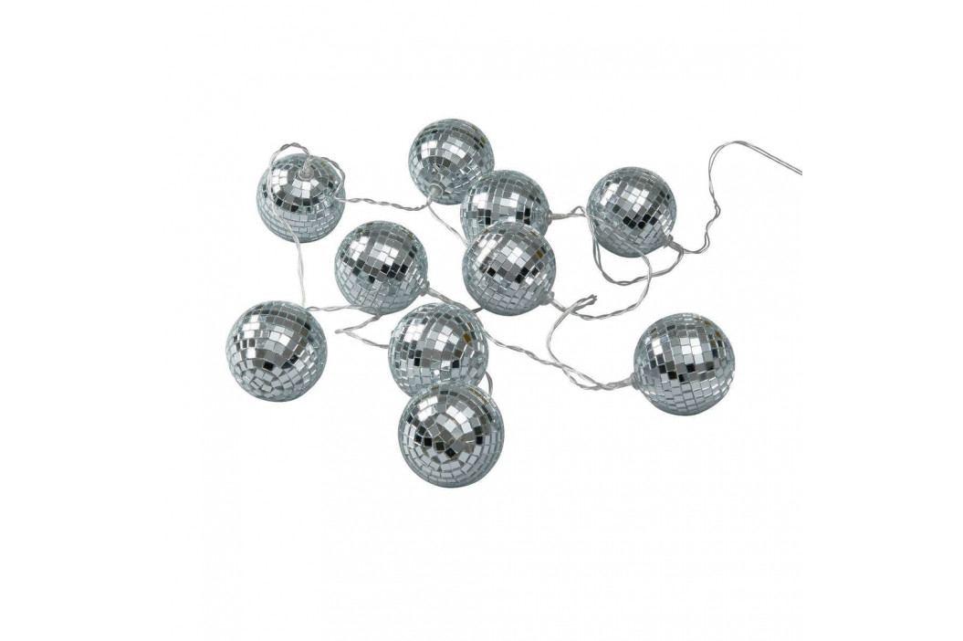 DISCO QUEEN Světelný LED řetěz 10 světel