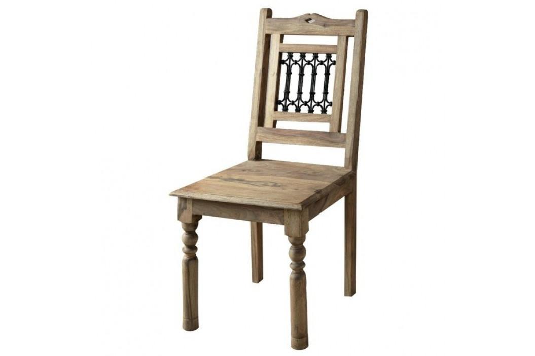 Sconto Židle BOMBAY palisandr