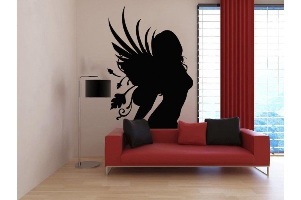 Samolepka na zeď Anděl 001