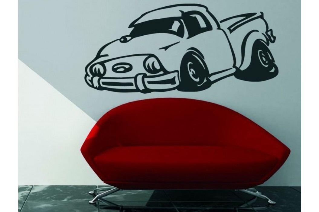 Samolepka na zeď Auto 020 obrázek inspirace