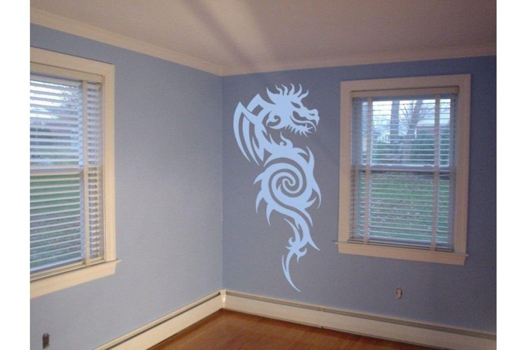 Samolepka na zeď Drak 006 obrázek inspirace